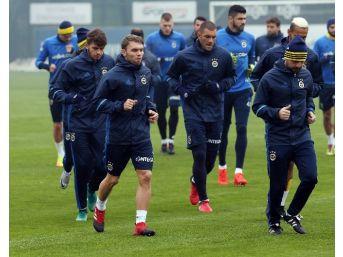 Fenerbahçe Kupa Hazırlıklarını Tamamladı