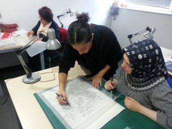 Geleceğin Sanatçıları, Çalışmalarının Meyvelerini Topluyor