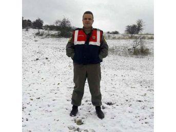 Jandarma Komutanı Trafik Kazasında Hayatını Kaybetti