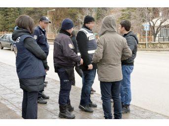 Emniyet Müdürlüğünden Kastamonu'da Trafik Ve Güvenlik Denetimi
