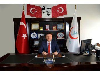 Kırıkkale Halk Sağlığı Müdürü Dr. Feramiş Ender Güngüneş: