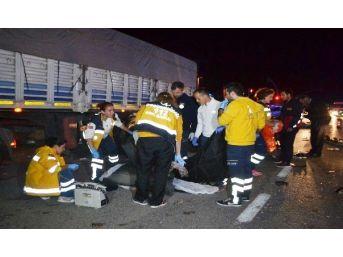 3 Kişinin Öldüğü Trafik Kazasının Davasında Rapor Bekleniyor