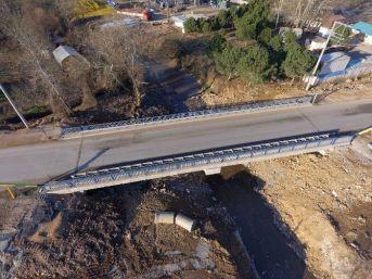 Büyükşehir, Gebze Tavşanlı Köprüsünü Tamamladı