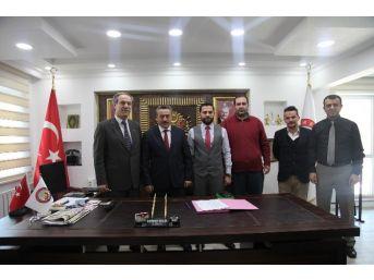 Seydişehir Belediyesi İle Hizmet-iş Toplu İş Sözleşmesi İmzaladı