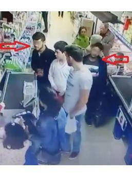 (özel Haber) Müşteri Gibi Geldikleri Marketten Paket Paket Çay Çaldılar