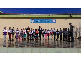 Salihlili Öğrenci Türkiye İkincisi Oldu