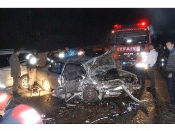 2016 Yılı Aralık Ayında 365 Trafik Kazasında 260 Kişi Yaralandı