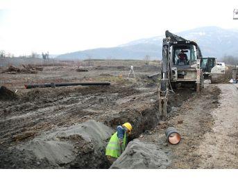 Sapanca'nın Altyapısına 7 Milyonluk Yatırım Yapılıyor