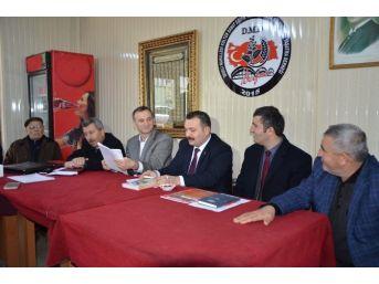 Bafra'da Kırsal Kalkınma Bilgilendirme Toplantısı