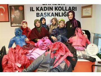 Samsun'dan Ardahan'a Sevgi Köprüleri Kuruldu