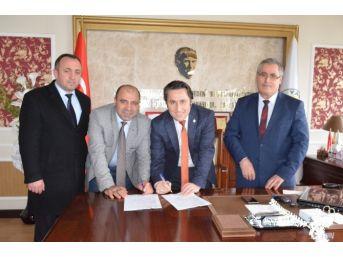 Yakakent Belediyesi İle İşkur Arasında Protokol İmzalandı