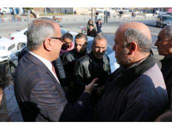 Vatandaşlardan Şanlıurfa Büyükşehir Belediyesine İş Tepkisi