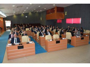 Uşak Valiliği 2017 Yılı 1. Dönem Koordinasyon Toplantısını Gerçekleştirdi.