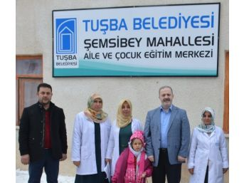 Tuşba Belediyesinden Her Mahalleye Bir Eğitim Merkezi