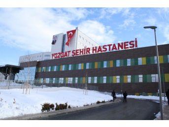 Türkiye'nin İlk Şehir Hastanesi Hasta Kabulüne Başladı