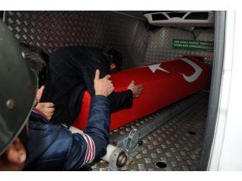 El Bab Şehidi Bahattin Bakır'ın Cenazesi Zonguldak'ta