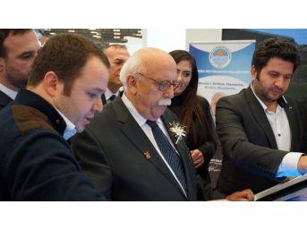 Mersin Büyükşehir Belediyesi Emitt 2017'de İz Bıraktı