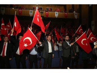 İlkadım'dan 'ilahi Ve Ezgilerle Kahramanlık Türküleri' Programı