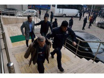 Zonguldak'ta Fetö/pdy'den 9 Şüpheli Adliyede