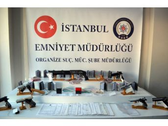 İstanbul'da Gayrimenkul Şebekesine Operasyon: 16 Gözaltı