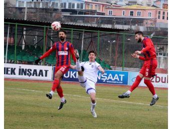 Zonguldak Kömürspor-Hacettepespor: 0-0