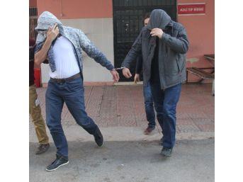 Adana'da Yabancı Uyruklu 2 Deaş Üyesi Tutuklandı