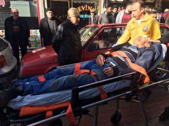 Başkent'te Baltalı Kavga: 4 Yaralı