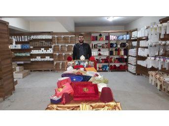 Bölgenin İlk Endüstriyel Ürün Mağazası Tatvan'da Açıldı