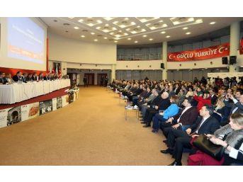 Bursa'da Hedef 80 Bin İstihdam