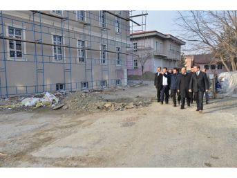 Erzincan'a 130 Ünitlik Diş Hastanesi