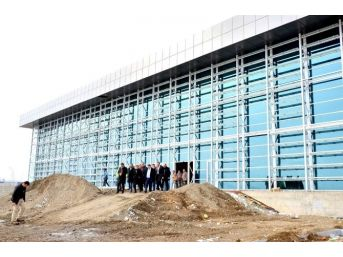 Erzincan'a Bin 400 Kişilik Kongre Merkezi