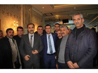 Vantb Heyeti, Genel Müdür Yıldız'la Bir Araya Geldi