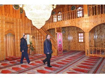 200 Yıllık Çivisiz Cami Yıllara Meydan Okuyor