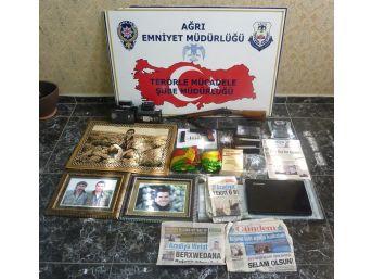 Patnos'ta Terör Operasyonu: 12 Gözaltı