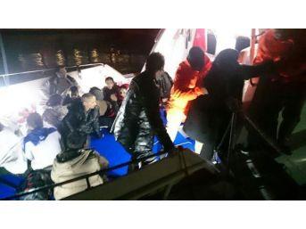 Türkiye Karasularında Son Bir Haftada 52 Göçmen Yakalandı