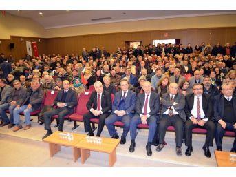 """Chp'li Tezcan; """"dilimiz Çatışma Dili Olamayacak"""""""