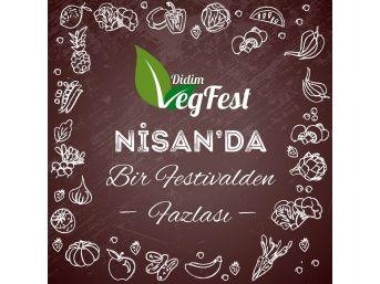 Didim Vegan Festivali 29-30 Nisan'da Yapılacak