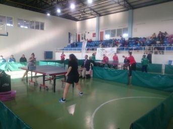 Masa Tenisi Çeyrek Final Müsabakaları Tamamlandı