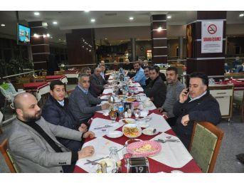 Tatvan Belediyesi, Bitlis Platformu Üyelerini Ağırladı