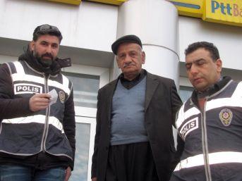 Çektiği Krediyi Dolandırıcılara Kaptırmaktan Polis Kurtardı