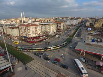 Gaziantep'te Ulaşımı Rahatlatma Çalışmaları