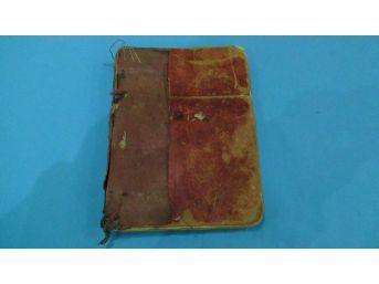 400 Yıllık Vaaz Kitabı Ele Geçirildi