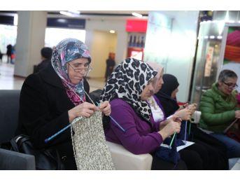 Kadınlardan İç Isıtan Proje