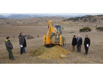 Taşköprü Osb'nin Alt Yapı Proje İhalesi Yapıldı