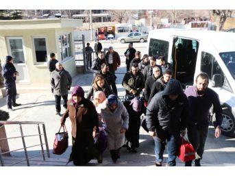 Kırıkkale'de Bylock Kullanan 5'i Kadın 10 Kişi Adliyede