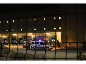 Fabrikada Zehirlenen 31 Işçi Hastaneye Kaldırıldı