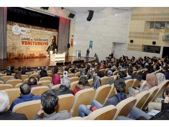 Meram Belediyesi'nden Mete Yarar Konferansı