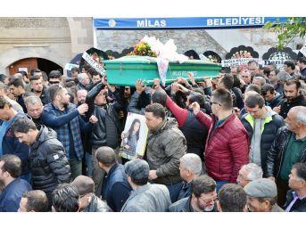 Milas'ta Hanife Cemre Gözyaşlarıyla Sonsuzluğa Uğurlandı