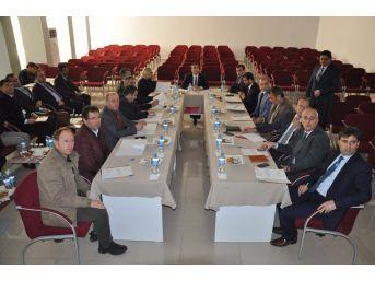 Milas'ta Hayat Boyu Öğrenme Ve İş Birliği Komisyonu Toplantısı Yapıldı