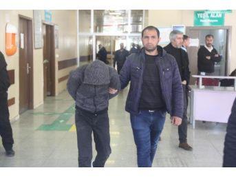 Şanlıurfa'da Marketten Hırsızlığa 2 Gözaltı